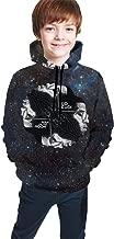 Teen Boys Girls Sweatshirt Youth Kids Sweater Hooded Custom Hoody Teenagers Pullover with Pocket