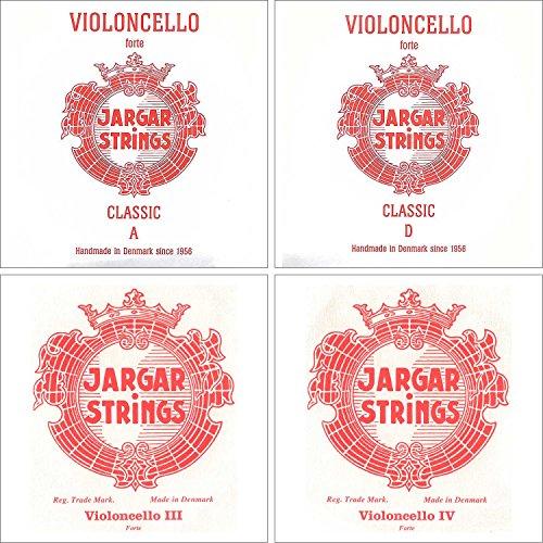 Jargar - Cuerdas para violonchelo (Jar-3861)