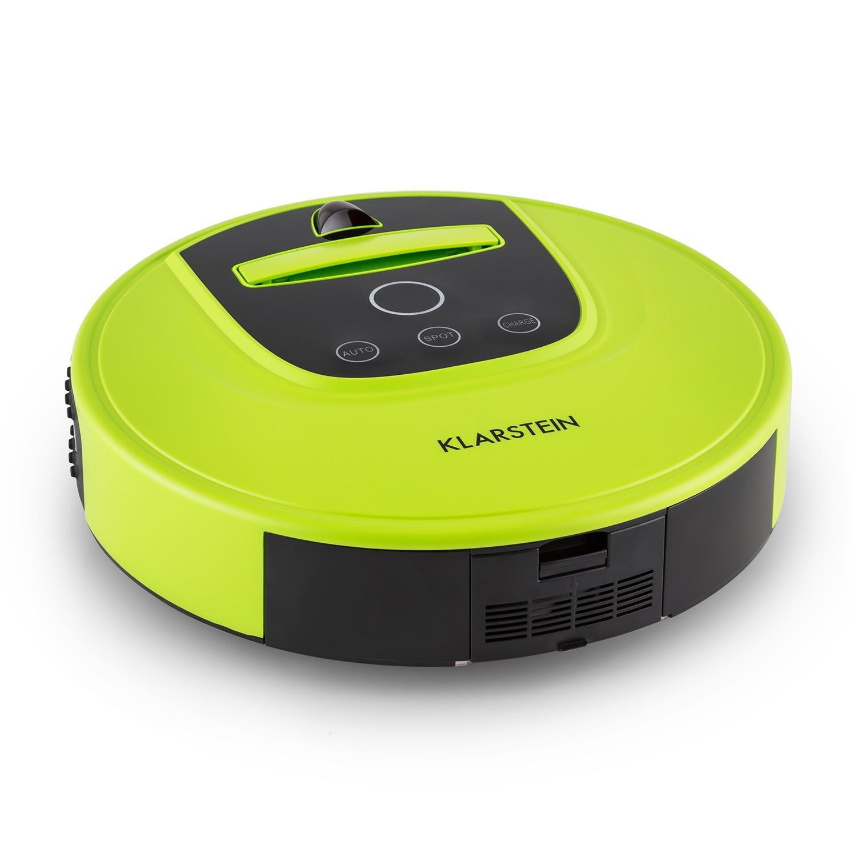 Klarstein 10028521 Cleanhero robot aspirador (2 velocidades ...