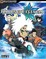 Tales of Legendia Official Strategy Guide de BradyGames