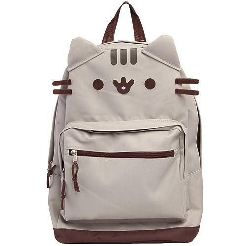 Pusheen Cat Face Backpack Standard 471152dea7387