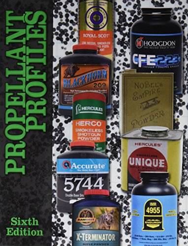 Propellant Profiles Sixth Edition