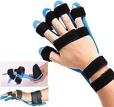 Finger Orthotics, Finger Splint Fingerboard Finger Separator Orthotics Points for Stroke/Hemiplegia, Hand Splint Training ...