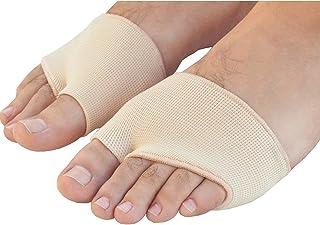ROSENICE ゲル前足中足骨の痛み救済吸収クッション パッド 足底筋膜炎インソール 衝撃吸収 サイズS(肌の色)
