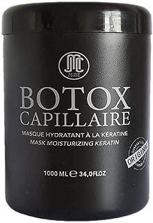 Botox Capillaire Jean Michel Cavada +1 Bonnet auto chauffant -1000 ml - Hydrate nourrit et lisse les cheveux - tous types ...