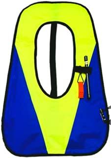 Innovative Deluxe Snorkel Vest with Metal Valve