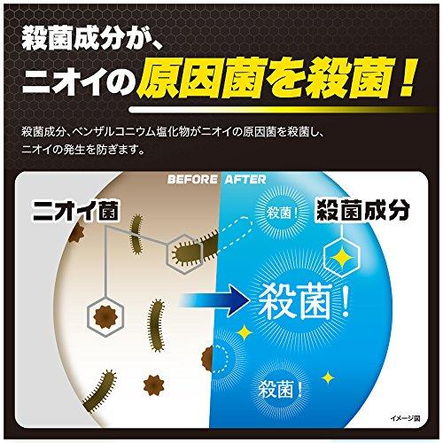 ロート製薬『デオウ薬用プロテクトデオジャム』