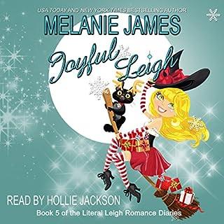 Joyful Leigh audiobook cover art