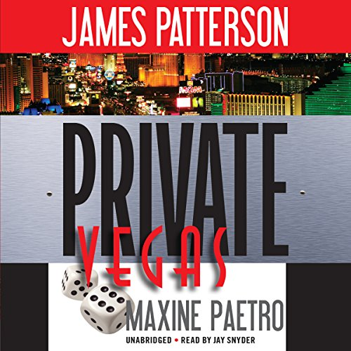 Private Vegas audiobook cover art