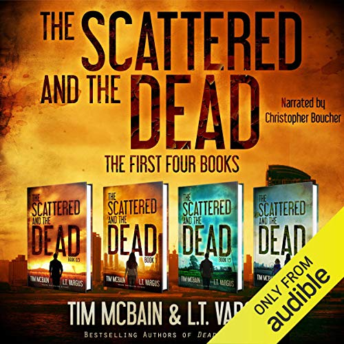 Page de couverture de The Scattered and the Dead Series: The First Four Books