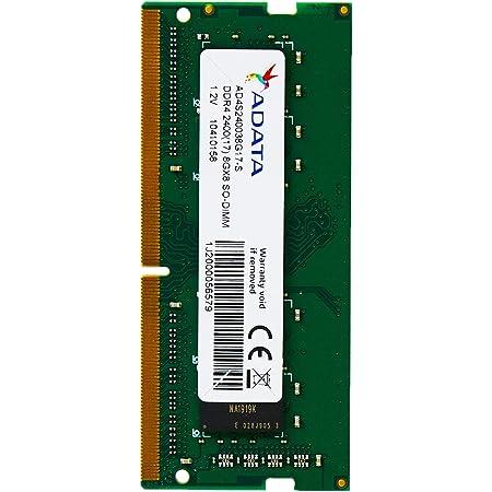 ADATA 8GB Premier DDR4 2400 260-pin SO-DIMM Memory