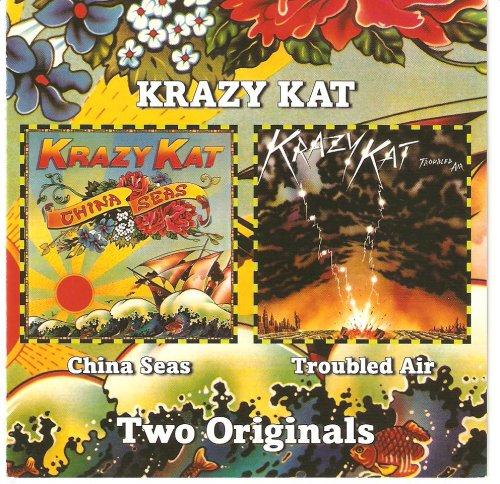 Troubled Air & China Seas -  Krazy Kat, Audio CD