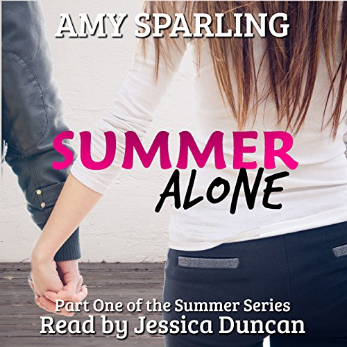 Summer Alone audiobook cover art