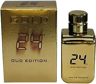 Scentstory Unisex 24 Gold Oud Edition - Eau de Toilette, 100 ml