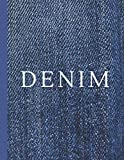Denim: A Decorative Book │ Perfect for Stacking on Coffee Tables & Bookshelves │ Customized Interior Design & Home Decor: A Decorative Book │ ... Customized Interior Design & Home Decor