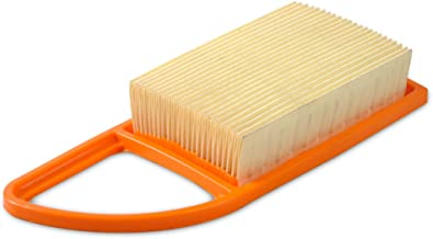 4282 141 0300B LOCOPOW Air Filter Cleaner Replaces for Stihl BR600 BR550 BR500 Backpack Blower # 4282 141 0300