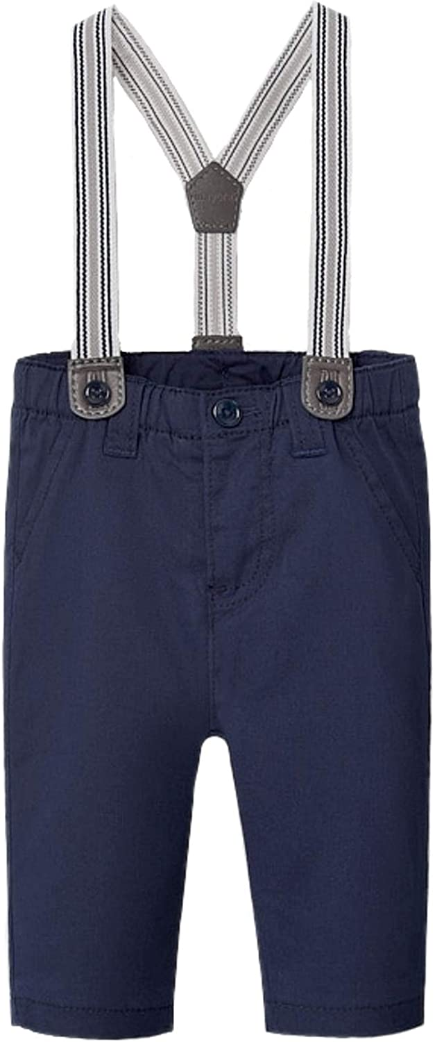 Mayoral - Long Trousers Max 46% 100% quality warranty! OFF with for Mo 2565 Baby-Boys Suspenders