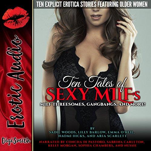 Ten Tales of Sexy MILFs cover art