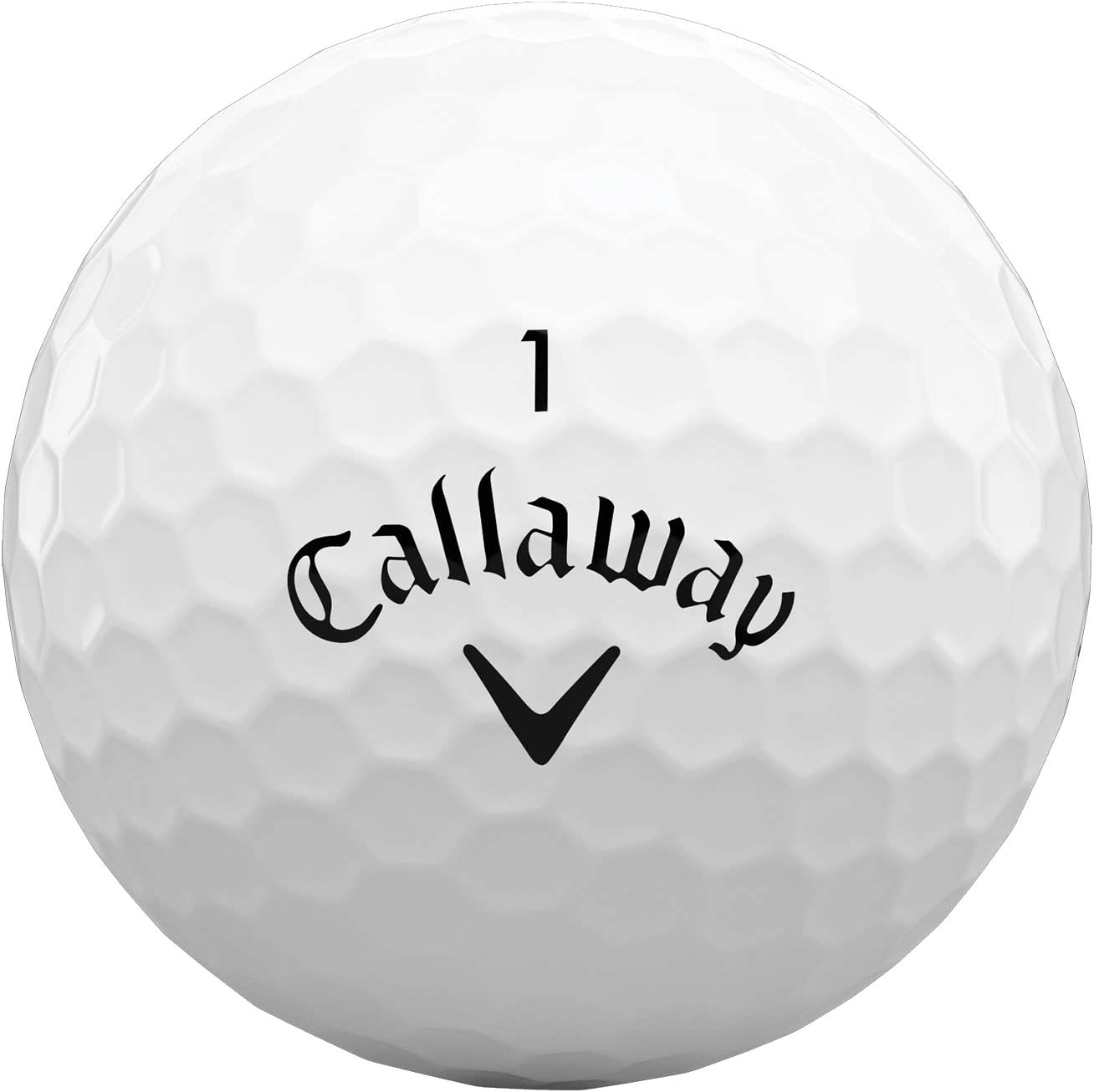 2021 Callaway Warbird Golf Balls