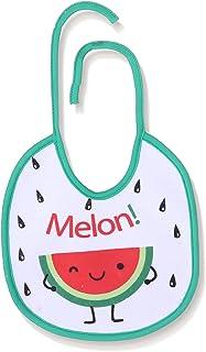 Lumex Watermelon Patterned Bib with Drawstring for Kids
