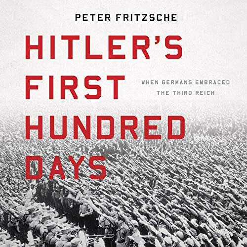 Hitler's First Hundred Days  By  cover art