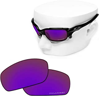 OOWLIT Lenses Compatible with Oakley Jawbone Sunglass/Racing Jacket