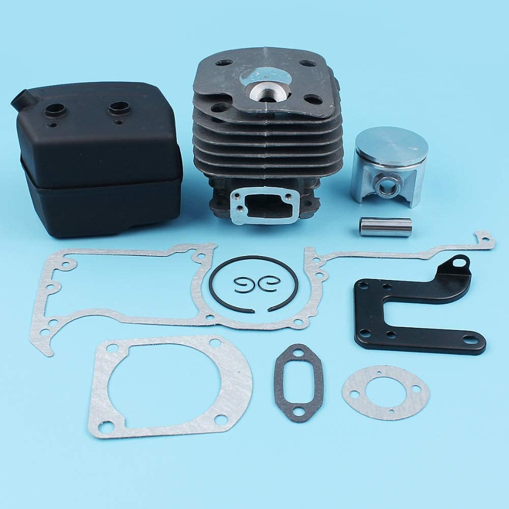 Corolado Spare Parts Cylinder Piston Hu Excellence 5 ☆ very popular Muffler Exhaust Kit for
