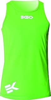 1f3f1590381d EKEKO Running Singlet maglietta XRACE, Maglietta senza maniche per uomo. Per  la corsa,