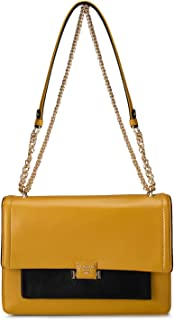 Yellow Vianna Sling Bag