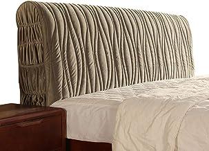 Dustproof Bed Head Cover Headboard Covers All-Inclusive Headboard Elastic Lining for Dustproof Bed Headboard Decoration De...