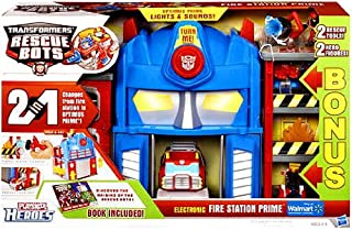 Best rescue bots electronic fire station Reviews