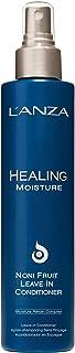 L'ANZA Healing Moisture Noni Fruit Leave In Conditioner, 8.5 oz.