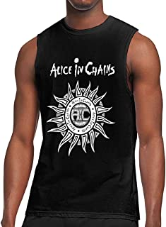 Black6Red Alice in Chains Logo Childrens 3//4 Sleeve T-Shirt