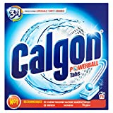 Calgon 3-in-1 Washing Machine Cleaner and Water Softener, 75 Tablets, Pack of 1