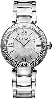 Versace Leda Silver Dial Ladies Watch VNC210017