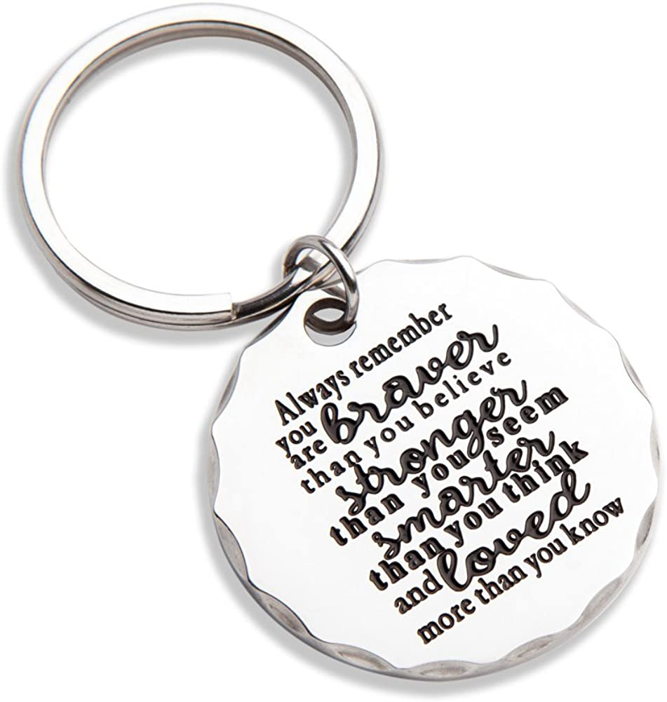 2021 Graduation Inspirational Gift 67% online shopping OFF of fixed price Gif Pendant Keychain Birthday
