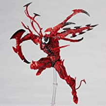 PUNIDAMAN Amazing Red Carnage in Movie The Man Bjd Joints Movable Action Figure Model Toys Holiday Must Haves Inspirational Gifts Toddler Favourite Superhero Dream Unboxing Toys
