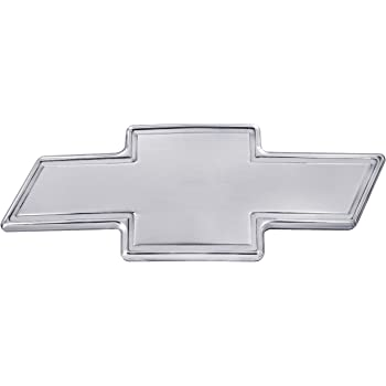 All Sales 96141P Chevy Grille Emblem with Border
