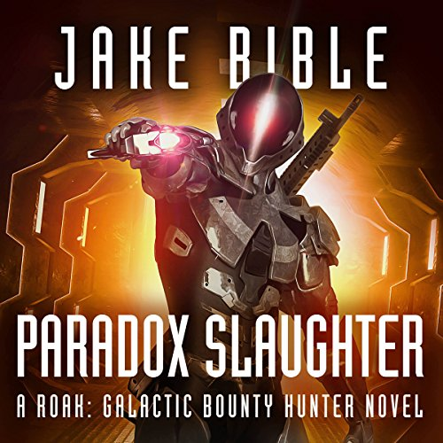 Paradox Slaughter audiobook cover art