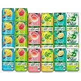 【Amazon.co.jp限定】Slat(すらっと) オリジナル6種飲み比べセット [ チューハイ 350ml×6種計20本 ]