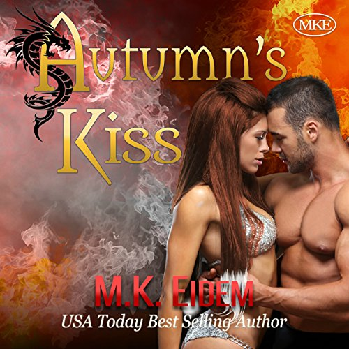 Autumn's Kiss     Kiss series, Volume 2              De :                                                                                                                                 M.K. Eidem                               Lu par :                                                                                                                                 Ian Gordon,                                                                                        Griffin Murphy,                                                                                        Jennifer Gill                      Durée : 4 h et 36 min     Pas de notations     Global 0,0
