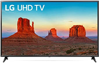 "$269 » 49UK6090 UK6090PUA 4K HDR Smart LED UHD TV - 49"" Class (48.5"" Diag) (Renewed)"