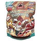 Harina de avena Max saco 3 kg Gofre y chocolate blanco