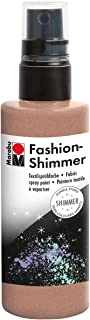 Marabu 17189050585 Fashion Shimmer 100ml-Shimmer Copper