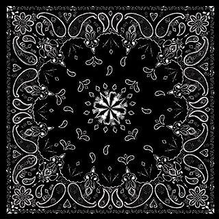 Best half black half white bandana Reviews