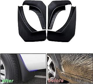 confezione da 25/fermi Muchkey/® Rivetti in plastica per auto testa da 14/mm perni di fissaggio neri/per fori da/6-7/mm