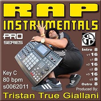 Rap Instrumentals (S0062011 C 80 BPM)