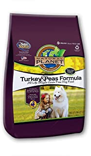 Tuffy'S Pet Food 131598 Tuffy Natural Planet Organics Turkey Food For Dogs, 15-Pound