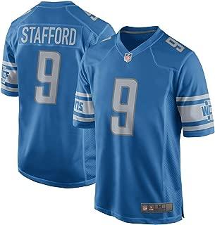 Outerstuff Youth Kids Detroit Lions 9 Matthew Stafford Football Jersey