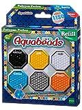 EPOCH Traumwiesen aquabeads 30049–Polygon Perlas, Manualidades Perlas